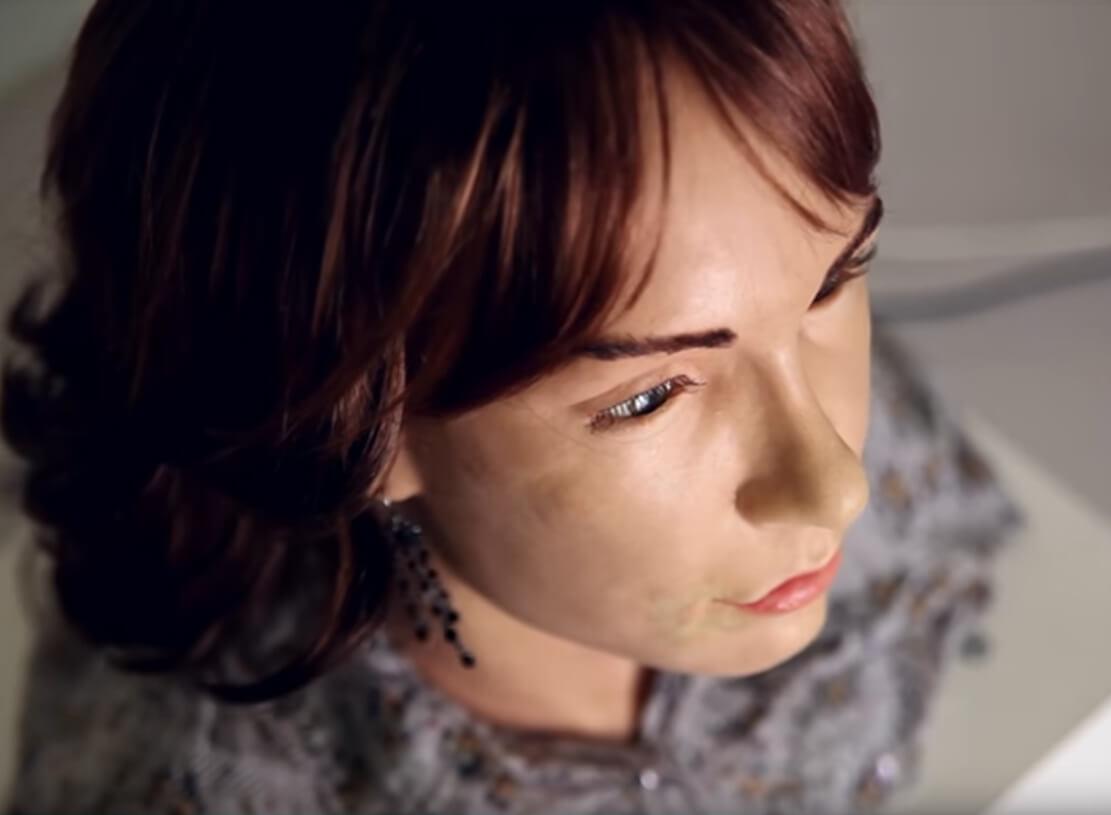 Meet Eva, MIRALab's social robot